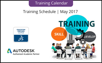Training Calendar-May 2017