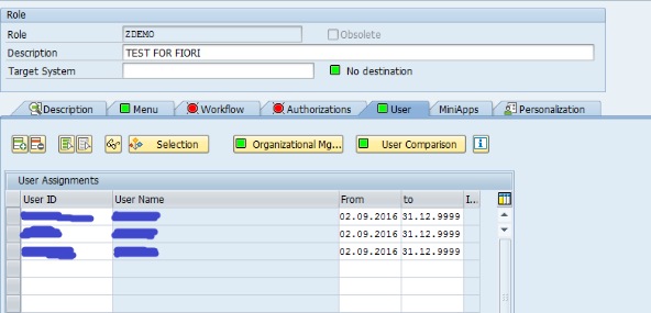 Launching ABAP custom classical report in Fiori launchpad
