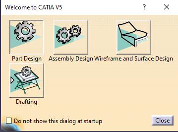 10-Customizing Toolbars and Start Menu in CATIA V5