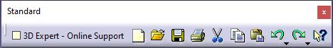 8-Customizing Toolbars and Start Menu in CATIA V5