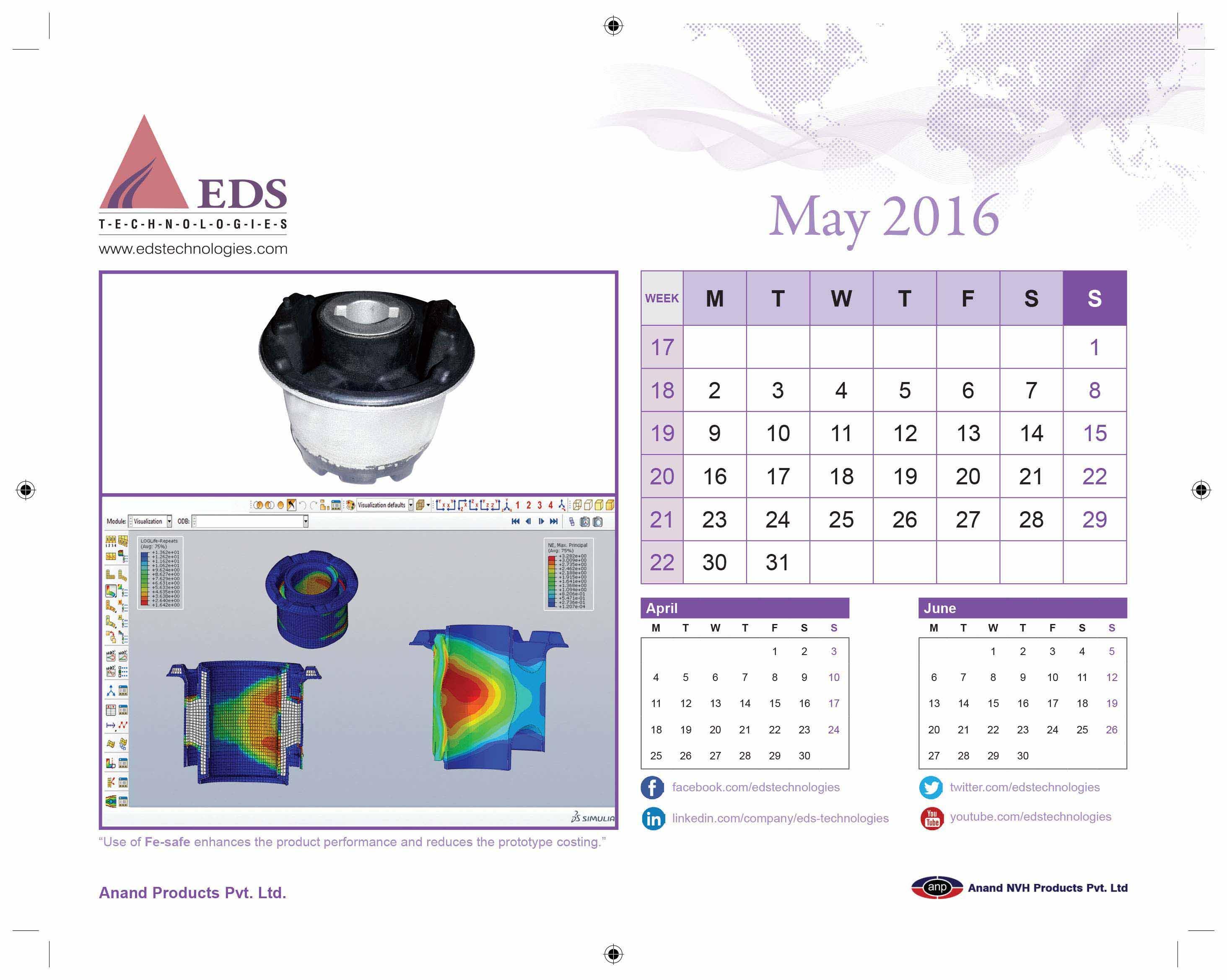 EDS-Calendar