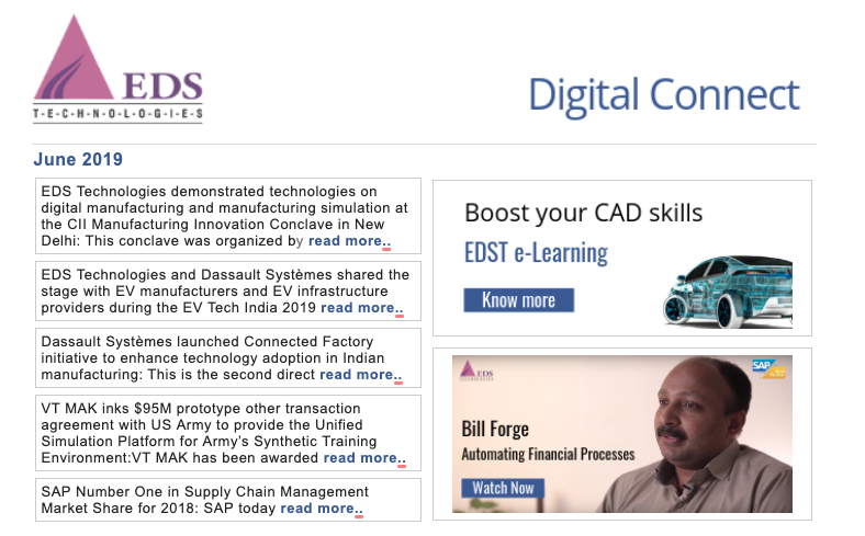Newsletter – EDS Technologies